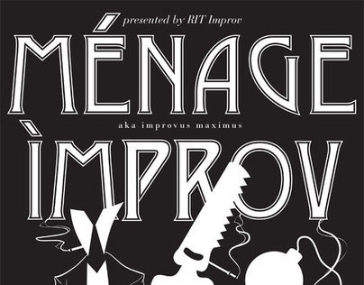 Improv Posters 2011–2012