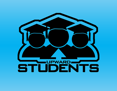 Upward Students Logo Design