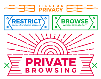 Firefox Privacy Posters