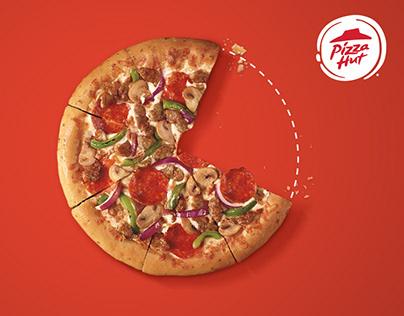 Pizza Hut - Día de la Mujer