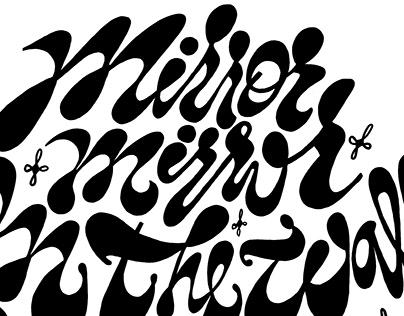 Poster • Mirror Mirror