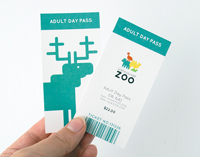 Greater Vancouver Zoo Rebrand