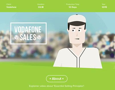 Vodafone Sales