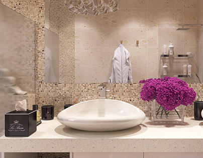 Master Bathroom 9sqm