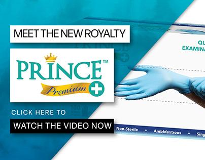 Prince Premium+ Medical Examination Gloves Promo Video