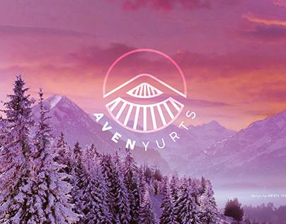 AVEN YURTS (Brand Identity)