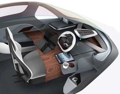 Audi Office concept