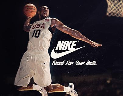NBA Poster Design