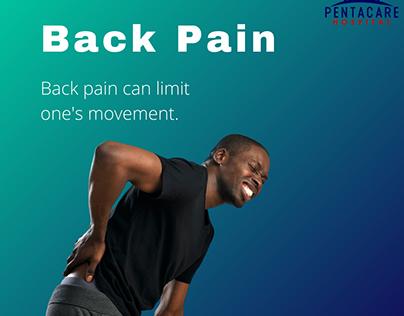 Back Pain Post