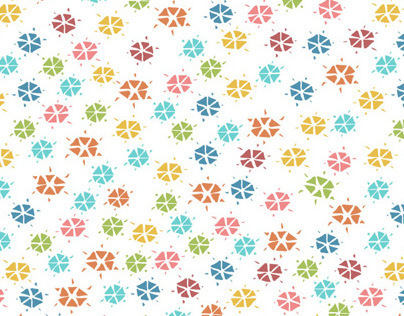 September 2012, month of daily patterns