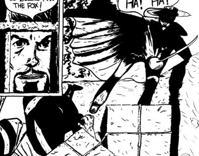 Repaneled comics