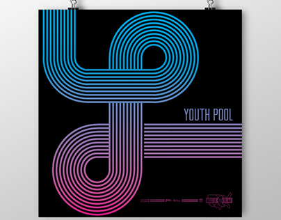 Youth Pool Poster Design
