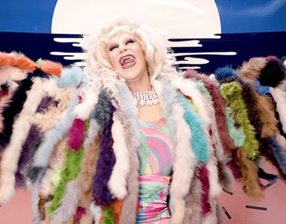 Drag Parody: Girl's Just Wanna Have Fun with Sederginne