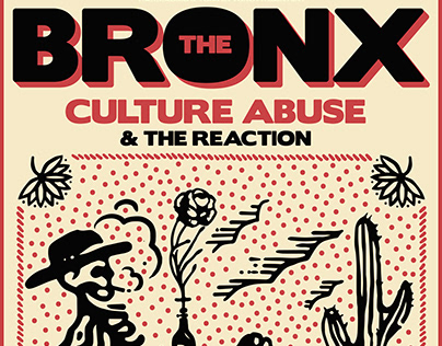 THE BRONX poster