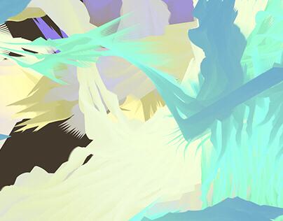 Scent Spores - Interaktiv oplevelse