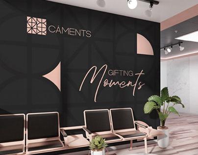 Caments   Corporate Branding