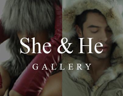 She&He Gallery