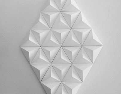 Paper triangles