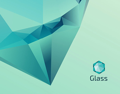 Glass Brand Identity