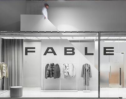 Fable showroom