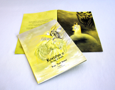 Revelation 12 - The War in Heaven [Book Design]