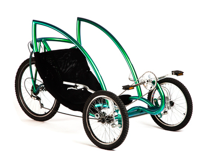 Grasshopper: The recumbent tricycle