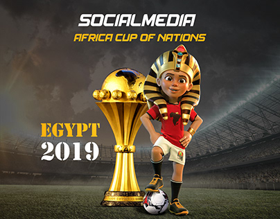 African Cup Of Nation - Social Media