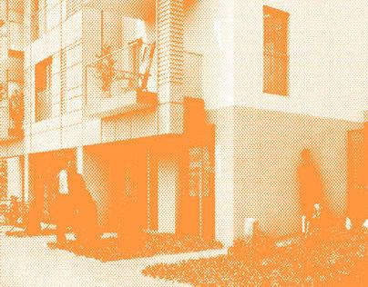 Housing project - Dom Pod Słowikiem, Kraków 2010-2011