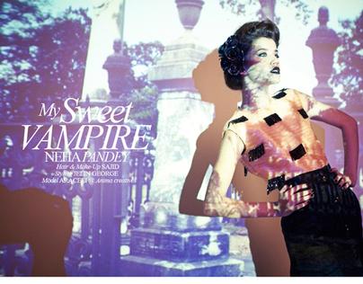 My Sweet Vampire