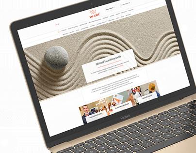 Wabi Beauty Center Branding and Website