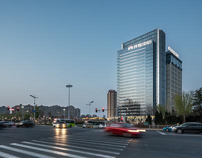 The Xianglong square Yantai(烟台祥隆广场)