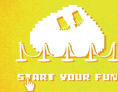 """Museum Social Campaign """"Start Your Fun"""""""