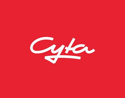 Cyta Shoppingwelt – Logo Redesign