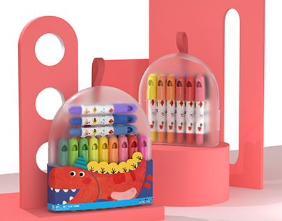 SILKY CRAYON PACKAGE
