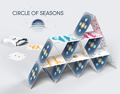Adobe Creative Residency | Circle of Seasons