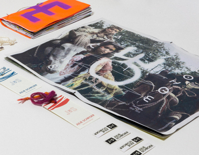 Julie Schroer / Branding
