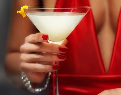 Drinks in Hands