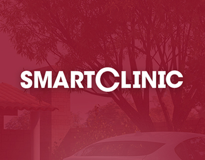 Smart Clinic: web design