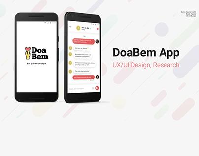 DoaBem App