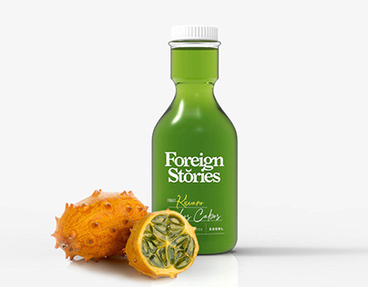 Foreign Stories - Organic Juice.