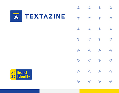 TEXTAZINE Brand Identity