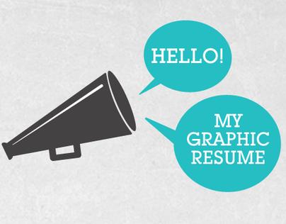 Graphic Resume/ CV
