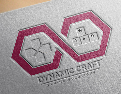 Logo design- Dynamic crafts