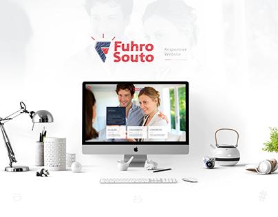 Fuhro Souto - Reponsive Website