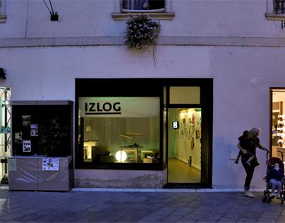 IZLOG, design exhibition