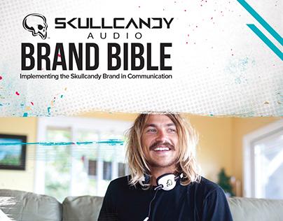 Skullcandy Rebrand