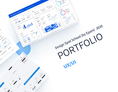 UX/UI (web forms, user flow, table, dashboard)
