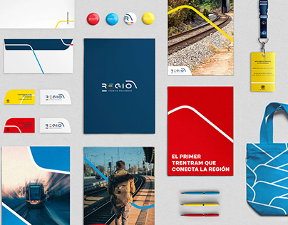 Regiotram - Brand Project