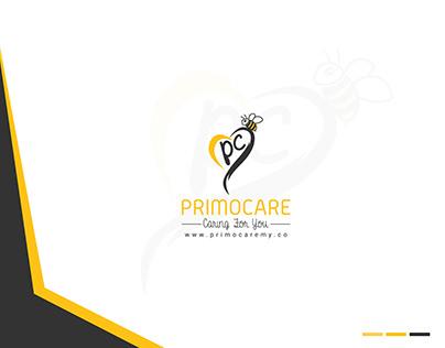 Primocare Logo Design