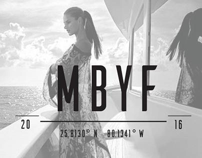 Yacht Miami Beach Branding